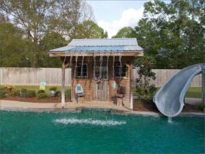 Swimming pool sanitization