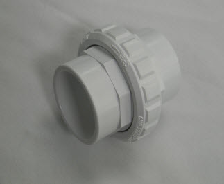 "PVC Pipe Female Connection Union (2""x2"") <br>  $8.50"