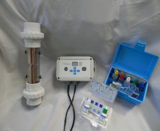 CV60-C Pool Ionizer <br> $1,825 - $2,140