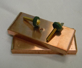 Replacement Copper Bar Set   <br>  $119.00