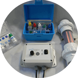 CV50 Pool Ionizer