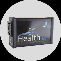 NDW HealthAir Air Purifier