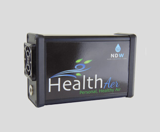 NDW HealthAir Personal Air Purifier  <br> $249.00