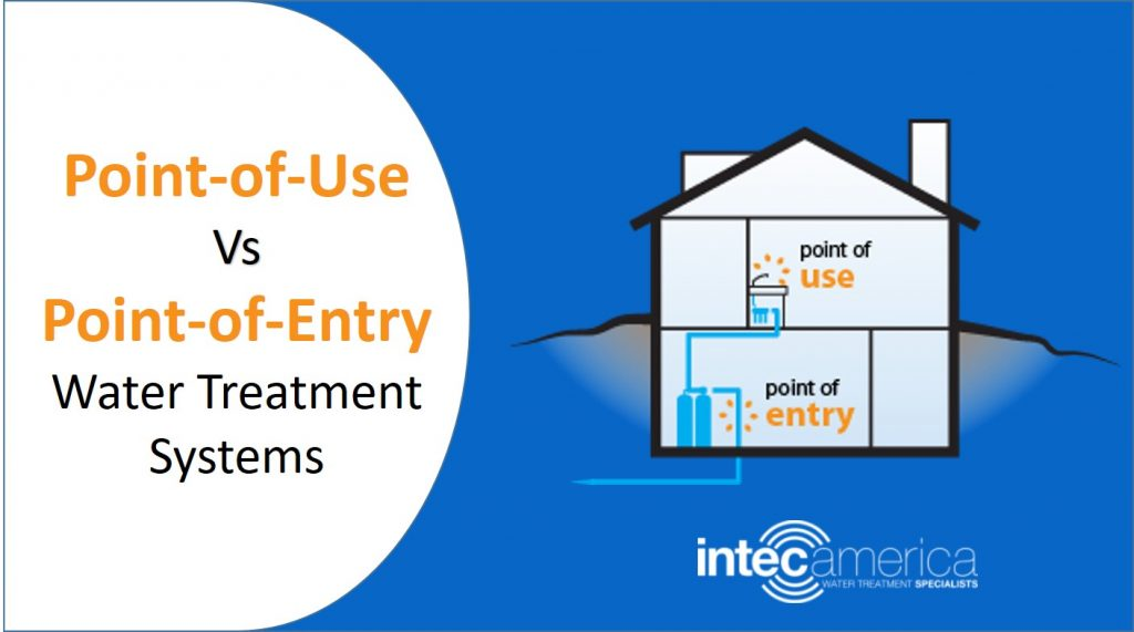 Point-of-Entry or Point-of Use