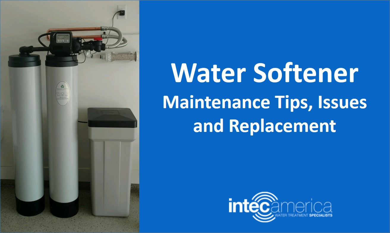 Guide to Water Softener Issues, Maintenance Tips, and Replacement