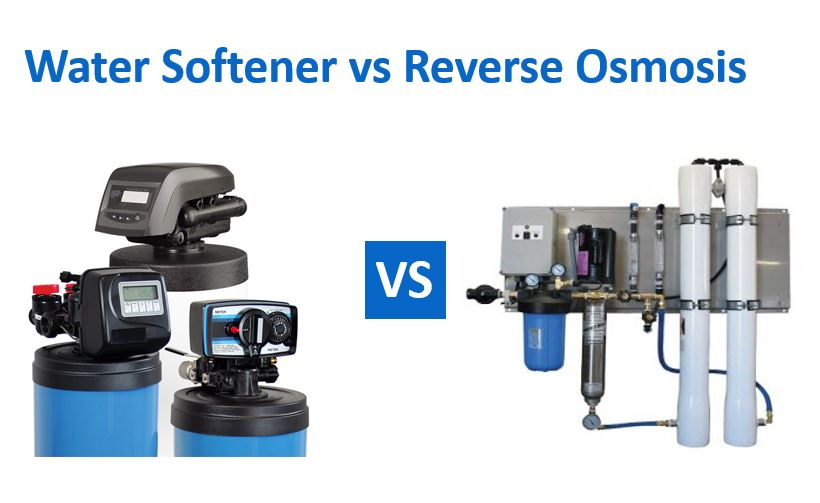 Water Softener Vs Reverse Osmosis: What is Right Your Application?