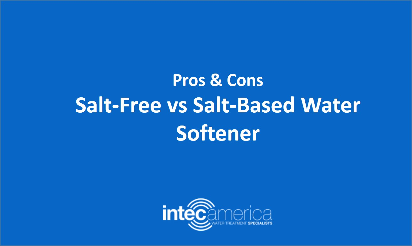 Salt-Free Vs Salt-Based Water Softeners: Pros & Cons