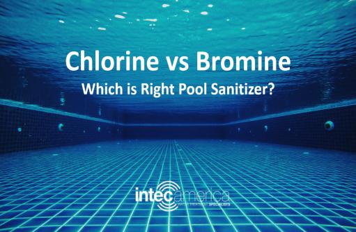 Pool sanitation - chlorine vs bromine