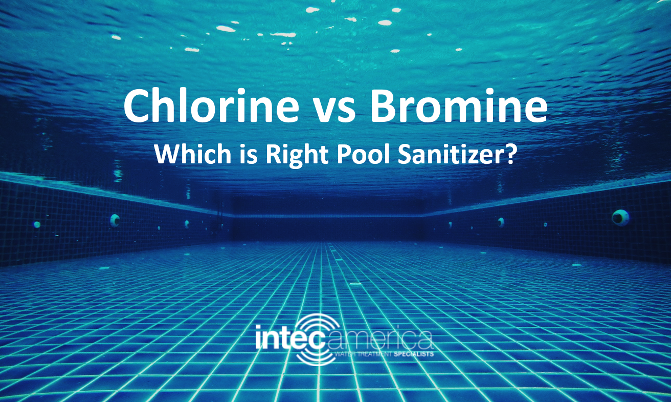 Chlorine vs Bromine – Which is Right Pool Sanitizer?
